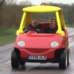 Adult Version Of The 'Little Tikes Toy Car' Is Now Legal And It Runs Up To 70MPH