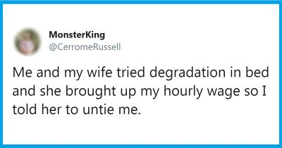 21 Hilarious Marriage Tweets You can't Get Out Your Head