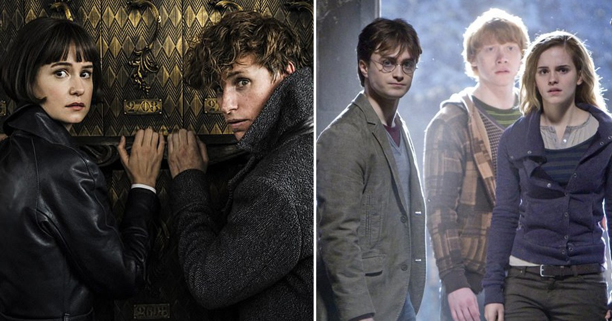 Harry Potter Spin-Off Sequel Is Finally In The Works As Filming Starts