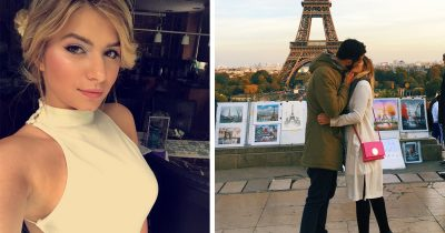 Woman Asks 'Random Men' To Kiss Her In Front Of Landmarks For Romantic Instagram Pics