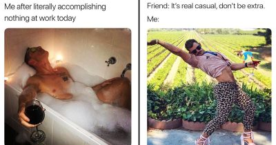 30 Hilarious Guys Who Acted Like Girls On Instagram