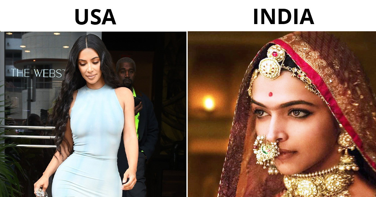 What Female Beauty Standards Look Like In 22 Different Countries Across The World