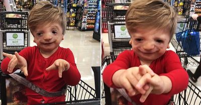 Emotional Moment Deaf Kid Signs 'I Love You' To His Mother For The First Time Ever