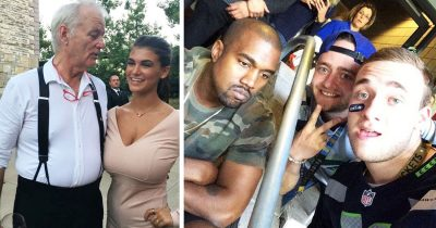 27 Most Hilarious Examples Of Celebrity Photobombs