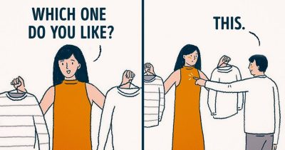 20 Honest Illustrations About A Loving Couple That'll Make You Fall In Love
