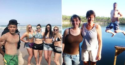 25 People Who Photobombed The Pics And Made Them Hysterical