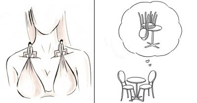 35 Hilarious Illustrations By Tango With Clever Twists
