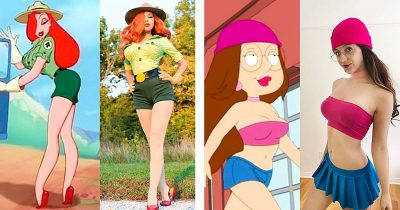 17 People Who Are The Embodiment Of Our Favorite Animated Characters