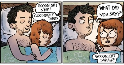 Artist Draws Her Twisted Love Life With Boyfriend In 30 Hilarious Comics