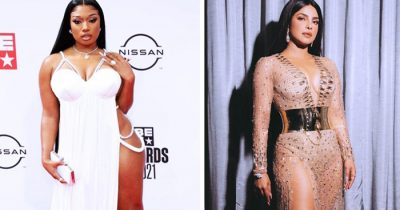 20 Super Daring Outfits Celebrities Have Worn In 2021 So Far