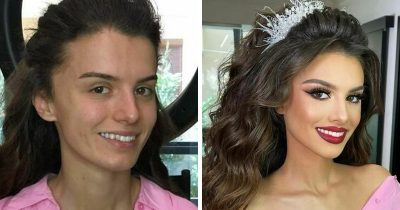 20 Brides Left People Stunned After Applying Their Wedding Makeup