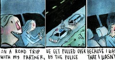 Artist's 20 'Deep Dark Fears' Comics That'll Tickle Your Inner Dark Sides