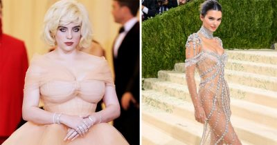 24 Celebs Who Turned Up The Heat With Their Outfits At The 2021 Met Gala