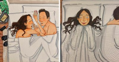 Artist Perfectly Draws What Really Happens In Every Relationship Behind Closed Door