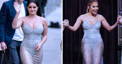 24 Times Celebs Wore The Same Outfit, And People Can't Decide Who Looked Great